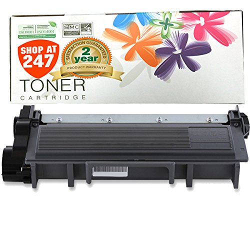 Shop At 247 Compatible Toner Cartridge Replacement for Brother TN660 ( Black , 1-Pack )