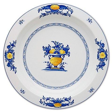 Vista Alegre Viana 12-Inch Deep Round Platter