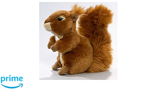 Amazon.com: Carl Dick Squirrel 7.5 inches, 19cm, Plush Toy, Soft Toy, Stuffed Animal 1942: Toys & Games