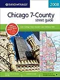 Rand Mcnally Chicago 7-County Street Guide, Rand Mcnally, 0528860895