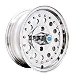 PREMIUM REVOLVER WHEEL, Polished, 5.5'' Wide, 4 on 130mm VW