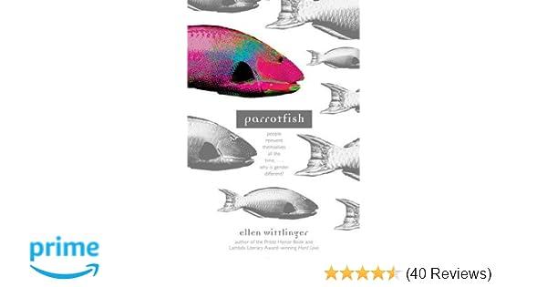 Amazon parrotfish 9781481468107 ellen wittlinger books fandeluxe Choice Image