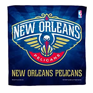 NBA New Orleans Pelicans 16-by-16 Micro Fiber Towel