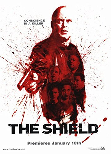The Shield TV - Movie Poster