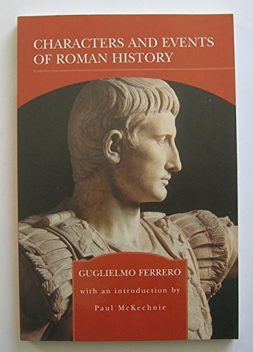 Characters and Events of Roman History