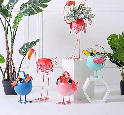 HAOMAO 1 Piece lanters Flamingos-Create an Intriguing Floral