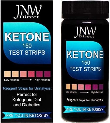 Urinalysis Testing Ketosis Diabetics Ketogenic product image