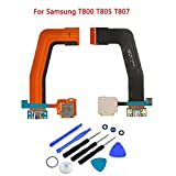Eaglestar Dock Connector Charger Flex Ribbon Cable Replacement for Samsung Galaxy Tab S 10.5 SM-T800 T801 T805 T807+Tools