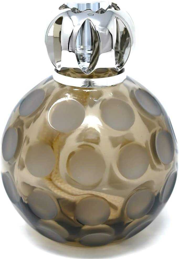 Maison Berger | Lamp Berger Model Sphere | Smoky | Home Fragrance Diffuser | Purifying and Perfuming | 5x3x3.5 inches | Made in France