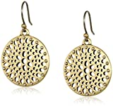 Best Lucky Of 2 Tones - Lucky Brand Two Tone Open Work Drop Earrings Review
