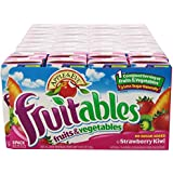 Apple & Eve Fruitables, Strawberry Kiwi, 200-ml, 8 Count, Pack of 5