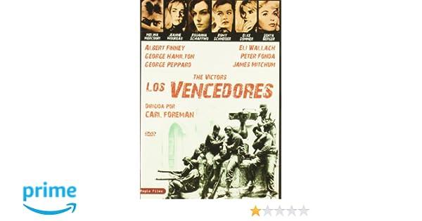Los Vencedores [DVD]: Amazon.es: Vince Edwards, Albert Finney, George Hamilton, Carl Foreman: Cine y Series TV