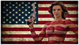 """AUTOGRAPHED: All Guns, Ammo & Girls 2013 Payton Patrone """"Loaded"""" 13 Month Calendar"""
