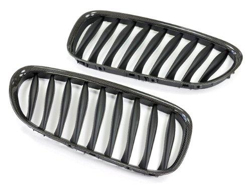 AutoTecknic Carbon Fiber Front Grille - BMW E85/ E86 Z4 & Z4M - Z4m Bmw Roadster
