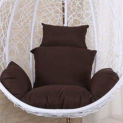 Amazon.com: Cojín para silla con cesta colgante ...