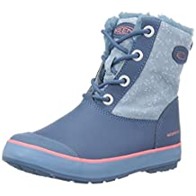 KEEN Kids' Elsa WP-Y Lace-Up Boot
