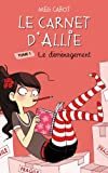 Le Carnet d'Allie - Le déménagement