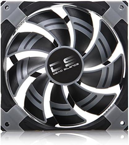 Aerocool DSFAN - Ventilador gaming para PC (14 cm, 12V/7V, 9 aspas ...