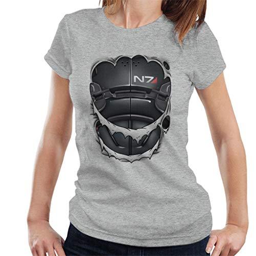 Mass Effect Pathfinder Armour Women's T-Shirt