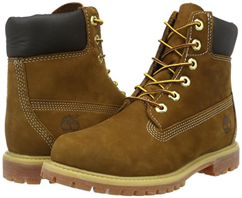 nubuck Braun Impermables Pour Rouill Pouces Premium Bottes Timberland Hommes 6 xqBI0W8wU