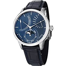 Maurice Lacroix MasterPiece Men's Moonphase Automatic Watch MP6528-SS001-430