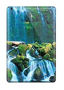 Wendy Uhle's Shop Sanp On Case Cover Protector For Ipad Mini (waterfall 3d Nature)