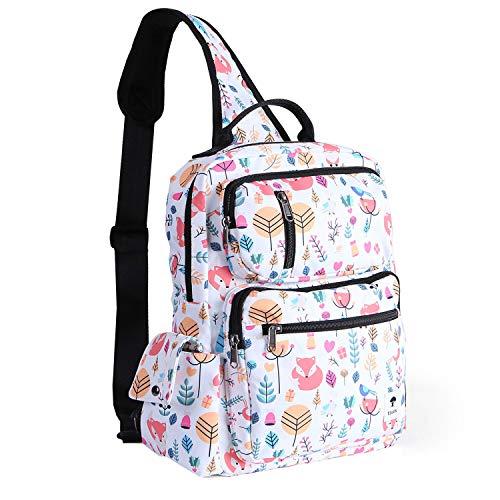 ESVAN Shoulder Backpack Rucksack Messenger product image