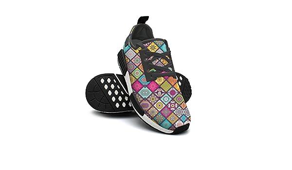 IEKLFKFVF plaid checkerboard pattern Mens sneaker Cool Casual X 2018