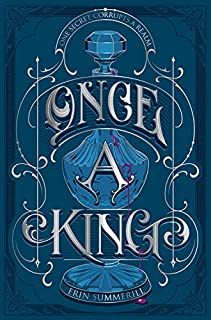 Book Cover: Once a King