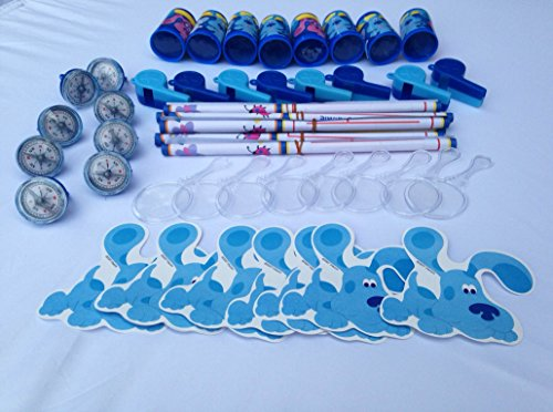 Blues Clues Birthday - Blue's Clues 48 piece Favor Pack (1ct)
