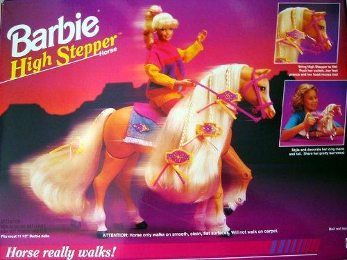 Barbie High Stepper Walking ()