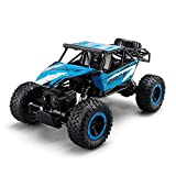 JJRC Q15 High Speed RC Off Road Toy Car Truck with Double Motor 1/14 Scale 4WD 2.4Ghz Electric Remote Control Super Fast Racing Vehicle