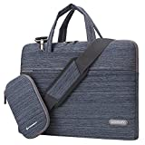 Best Laptops Briefcases - Awland Laptop Shoulder Bag Nylon Water Resistance Briefcase Review