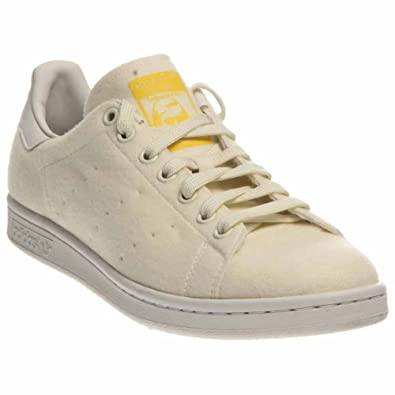 reputable site 4c3a1 49a7d adidas Pharrell Stan Smith Tennis Mens in White, 7.5