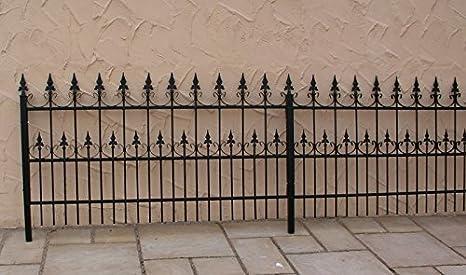 Recinzioni In Ferro Per Giardino.Giardino Recinzione Metallo Ferro Battuto Ferro Recinzione