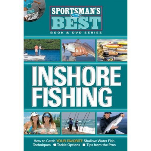 Intermedia Outdoors Sportsman's Best: Inshore Fishing Book and DVD Combo from Intermedia Outdoors