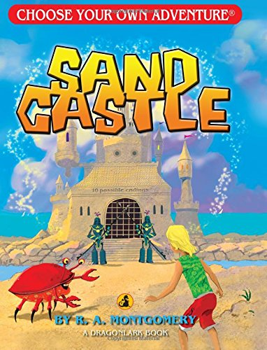 Own Adventure Set - Sand Castle (Choose Your Own Adventure - Dragonlarks)