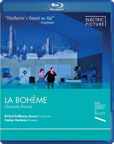 Eivind Gullberg Jensen - La Boheme (Blu-ray)