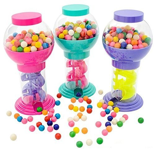 Rhode Island Novelty Galaxy Gumball Machine, Assorted Colors ()