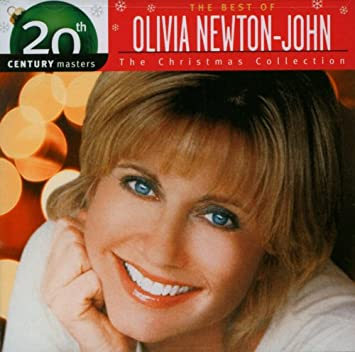 20th century masters the best of olivia newton john the christmas collection - Olivia Newton John This Christmas
