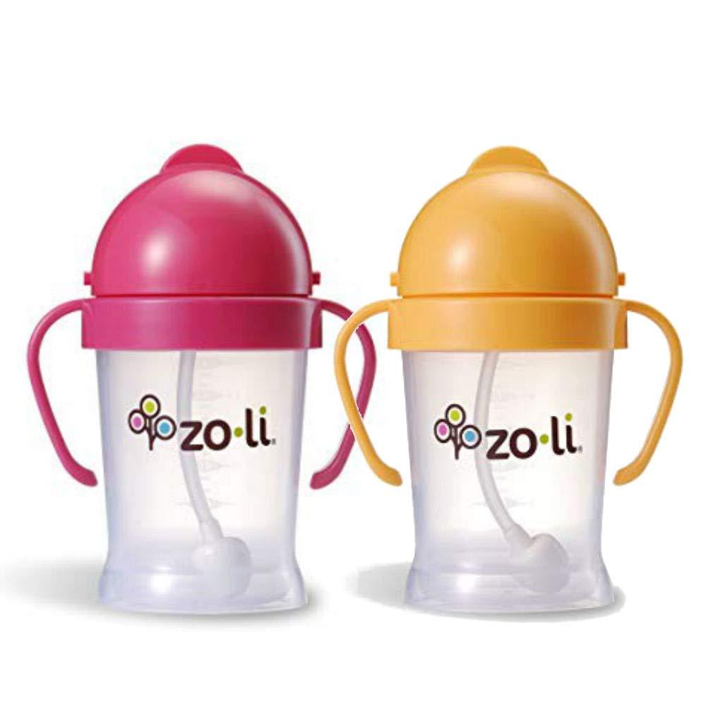 【ついに再販開始!】 ZoLi BOT シッピーカップ 2パック B007BH1VV2 1 オレンジ 1/ピンク BOT B007BH1VV2, タロット直輸入専門店 ヘリテイジ:319a5a27 --- a0267596.xsph.ru