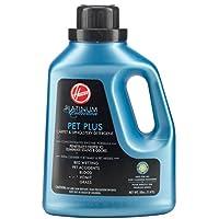 Limpiador de alfombras y solución detergente para tapicería Hoover AH30035, fórmula Platinum Collection Pet Plus, 50 oz