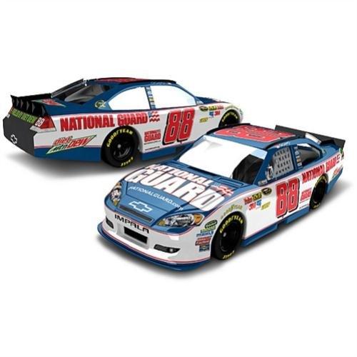(NASCAR Dale Earnhardt Jr. #88 National Guard 1/64 Kids Hardtop Car 2012)