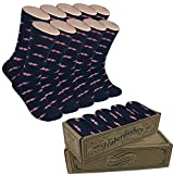 Men's Matching Dress Socks | Groomsmen Weddings Party Events | Gala Collection
