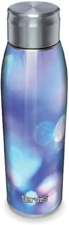 Tervis Blue Haze Insulated Tumbler, 17oz Water Bottle, Stainless Steel