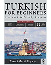 Turkish for Beginners: A 10-Week Self-Study Program (2nd Edition with Audio)