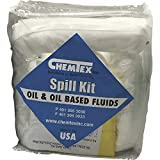 Chemtex SKB-O Truck Spill Kit in Bag, Oil Only, 18'' x 15'' x 7''