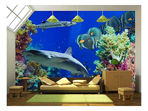 (wall26 Self-Adhesive Wallpaper Large Wall Mural Series (100