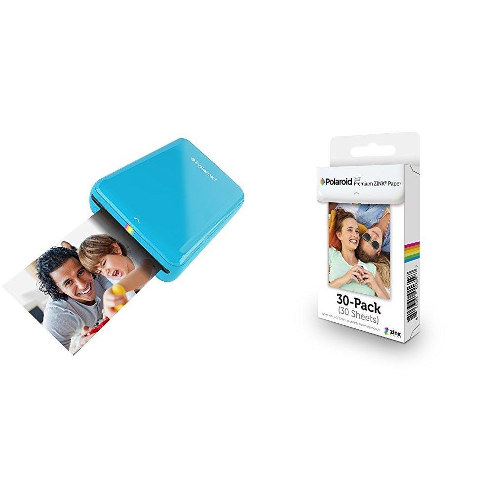 Polaroid ZIP + Pack de 30 Zink Paper: Amazon.es: Electrónica