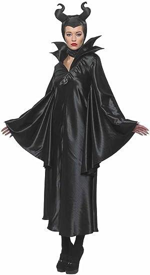 Blancanieves - Disfraz de Bruja Maléfica para mujer, Talla S adulto (R888838-S): Amazon.es: Juguetes y juegos